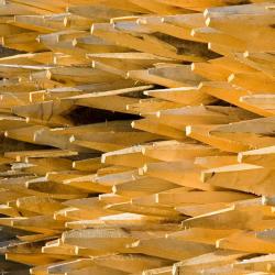 Dřevěný kůl, výška 250 cm,...